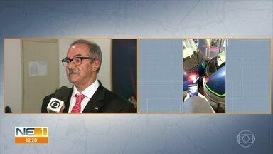 Audiência pública para discutir falhas e acidentes no metrô é realizada no Recife - Encontro foi solicitado pelo Procon e pela Secretaria de Justiça e Direitos Humanos de Pernambuco.