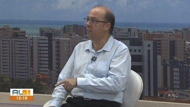 Infectologista alerta sobre cuidados com o Coronavírus - Estúdio do AL1 recebe o infectologista Fernando Maia para falar um pouco sobre a doença.
