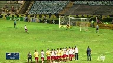 Piauí e 4 de julho vencem no Piauiense e River-PI é eliminado da Copa do Brasil - Piauí e 4 de julho vencem no Piauiense e River-PI é eliminado da Copa do Brasil