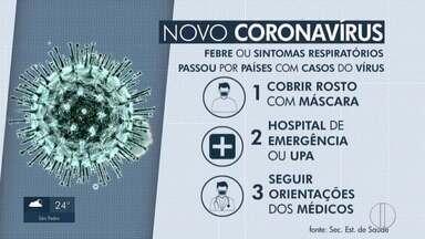 RJ2 traz informações sobre os sintomas e a prevenção do coronavírus - Confira a seguir.