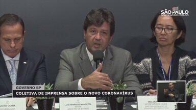 Baixada Santista tem seis casos suspeitos de coronavírus - Suspeitas ainda não foram confirmadas pelo Ministério da Saúde.
