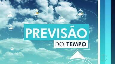 Confira a previsão do tempo para esta sexta-feira, 29 de fevereiro de 2020 - Fabiana Lima traz as temperaturas das cidades do interior do Rio.