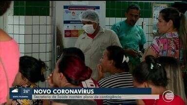 Piauiense que mora na Itália relata tensão e cuidados tomados com o novo coronavírus - Piauiense que mora na Itália relata tensão e cuidados tomados com o novo coronavírus