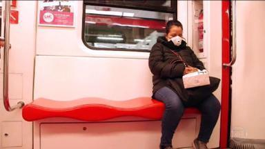 Mais quatro países em três continentes diferentes confirmam casos de coronavírus - Nigéria, na África, Nova Zelândia, na Ásia, e Lituânia e Belarus, na Europa. São casos ligados a dois países onde o vírus tem se espalhado rapidamente, Irã e Itália.