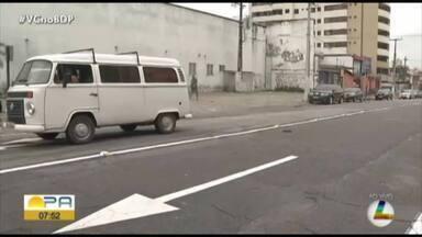 Rua em Belém muda de sentido e partir desta sexta-feira, 28 - Rua em Belém muda de sentido e partir desta sexta-feira, 28