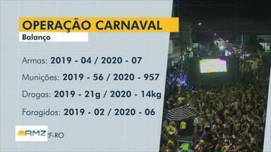 Operação Carnaval tem mais mortes nas rodovias do que em 2019 - Dados são da Polícia Rodoviária Federal.