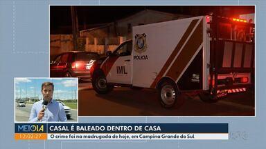 Semana termina violenta em Curitiba e Região Metropolitana - Em menos de 24 horas sete pessoas foram assassinadas.