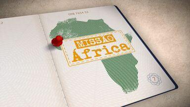 #MissãoÁfricaRPC - Moradores de Gabú recebem ajuda humanitária de voluntários