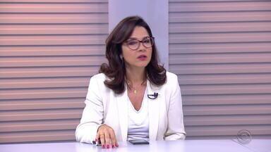 Carolina Bahia fala sobre novos casos de suspeita de coronavírus - Assista ao vídeo.