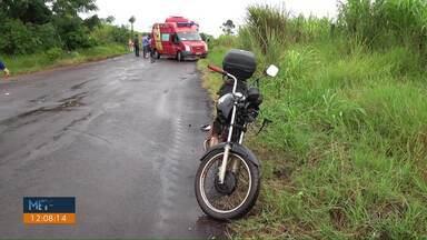 Motociclista que se envolveu em acidente entre Irerê e Paiquerê morre no hospital - Outro motociclista morreu ontem à noite no Parigot de Souza.