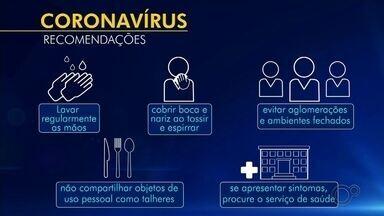 Secretaria de Saúde do Estado monitora casos de coronavírus na região de Bauru - A Secretaria de Saúde do Estado informou que investiga casos suspeitos de coronavírus (Covid-19) no Centro-Oeste Paulista.