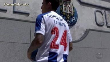 Inter contrata lateral argentino Renzo Saravia - Assista ao vídeo.