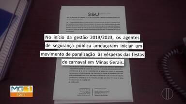 Partido NOVO entra com ação no STF para suspender decisão do tribunal de contas do Estado - Se o STF acatar o pedido, o governo pode ser obrigado a barrar os reajustes salariais aprovados na assembléia.
