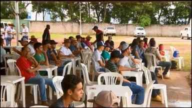Divinópolis sedia exposição de cavalos mangalarga marchador - Evento está sendo realizada no Parque de Exposições e a entrada é gratuita.