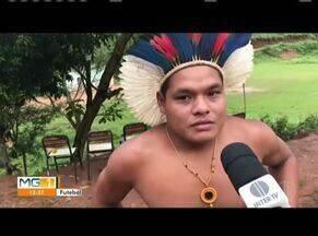 Conheça a história do time da tribo Pataxó - Futebol é uma das paixões dos Pataxós, em Carmésia.