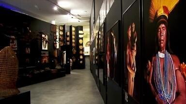 Museu dentro do Ibirapuera recebe exposição sobre diferentes etnias indígenas - Conheça os passeios do Parque Estadual Serra do Mar.