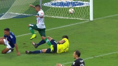 Cruzeiro 2 X 1 Uberlandia Campeonato Mineiro Rodada 7 Tempo Real Globo Esporte
