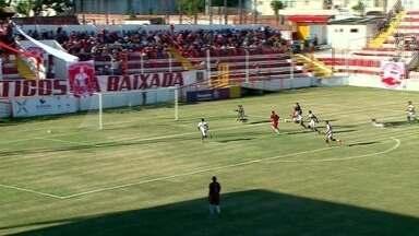 Inter SM vence o São Gabriel em estreia na Divisão de Acesso - Assista ao vídeo.