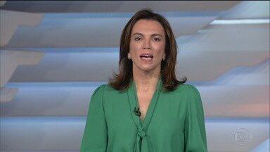 Bom dia Brasil - Edição de quarta-feira, 04/03/2020 - O telejornal, com apresentação de Chico Pinheiro e Ana Paula Araújo, exibe as primeiras notícias do dia no Brasil e no mundo e repercute os fatos mais relevantes.