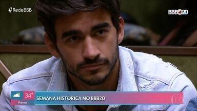 Guilherme é eliminado em votação que bateu recorde mundial do Big Brother - Ana Maria recebe o ex-BBB na Casa de Cristal