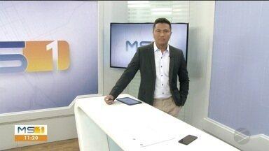 MSTV 1ª Edição Corumbá - edição de quarta-feira, 04/03/2020 - MSTV 1ª Edição Corumbá - edição de quarta-feira, 04/03/2020
