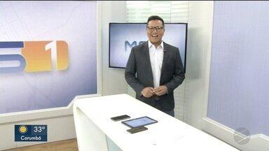 MSTV 1ª Edição Corumbá - edição de quinta-feira, 05/03/2020 - MSTV 1ª Edição Corumbá - edição de quinta-feira, 05/03/2020