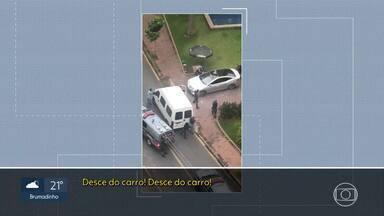 14 pessoas são presas em operação do Ministério Público, em BH e Região Metropolitana - Policiais militares e civis, um deles vereador em Ribeirão das Neves, estão detidos. A organização criminosa é investigada por envolvimento com exploração de jogos de azar e homicídios.