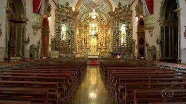 Igreja Matriz de Itu completa 240 anos - A construção religiosa preserva a nossa história.
