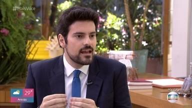 Saiba como proteger seus dados no celular - O advogado Luiz Augusto D'Urso fala sobre a dor de cabeça que os usuários têm quando o celular é roubado e dá dicas para aumentar a proteção dos seus dados digitais
