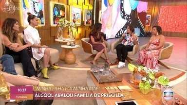 'Encontro' discute aumento do alcoolismo feminino - Fátima Bernardes questiona por que as mulheres estão bebendo mais