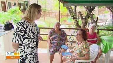 Coronavírus: idosos de pousada geriátrica em Jaboatão recebem orientações de prevenção - Pernambuco não possui casos confirmados da doença.