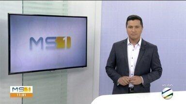 MSTV 1ª Edição Corumbá - edição de quarta-feira, 11/03/2020 - MSTV 1ª Edição Corumbá - edição de quarta-feira, 11/03/2020