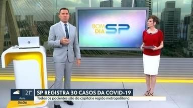 Após estudante apresentar coronavírus, Faculdade de Geografia da USP suspende aulas - Reitoria diz que atividades serão retomadas nesta quinta.