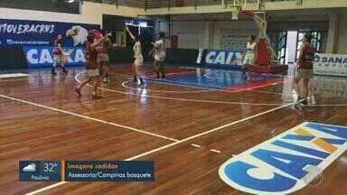 Com novo elenco, Campinas basquete estreia na Liga Nacional Feminina - Primeiro jogo acontece contra o Sorocaba nesta quinta-feira (12), no ginásio do Jardim das Paineiras.