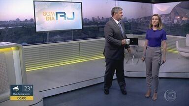 Bom dia Rio - Edição de sexta-feira, 13/03/2020 - As primeiras notícias do Rio de Janeiro, apresentadas por Flávio Fachel, com prestação de serviço, boletins de trânsito e previsão do tempo.