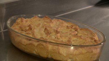 Aprenda a fazer um saboroso suflê de goiabada cascão - Receita vem de Carlópolis