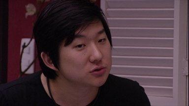Pyong calcula votos em Flayslane: 'Eu vou confirmar tudo' - Pyong calcula votos em Flayslane: 'Eu vou confirmar tudo'