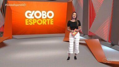 Globo Esporte GO - 16/03/2020 - Íntegra - Confira a íntegra do programa Globo Esporte GO - 16/03/2020
