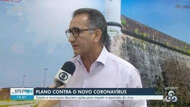 Governo do Amapá notifica 6 casos suspeitos do novo coronavírus - Governo do Amapá notifica 6 casos suspeitos do novo coronavírus