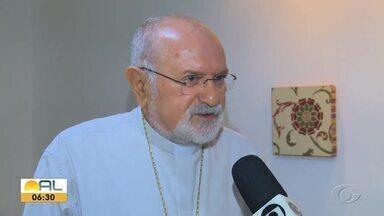 Igreja Católica adota medidas de prevenção ao coronavírus em Alagoas - Na capital e no interior os festivos são cancelados para evitar aglomeração de pessoas.