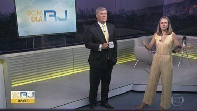Bom dia Rio - Edição de terça-feira, 17/03/2020 - As primeiras notícias do Rio de Janeiro, apresentadas por Flávio Fachel, com prestação de serviço, boletins de trânsito e previsão do tempo.