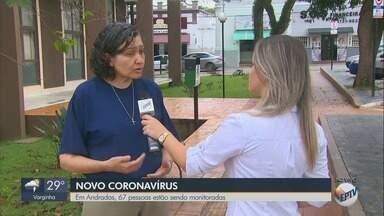 Saúde de Andradas monitora 67 pessoas por risco de coronavírus - Grupo participou de um churrasco