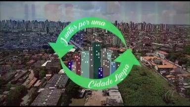 Cidade universitário na UFPA é exemplo de cidade limpa e sustentável - Cidade universitário na UFPA é exemplo de cidade limpa e sustentável