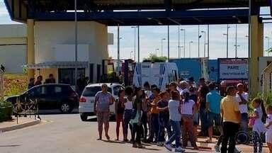 Detentos são recapturados após fuga no Centro de Progressão Penitenciária de Porto Feliz - Detentos foram recapturados após fuga no Centro de Progressão Penitenciária de Porto Feliz (SP).