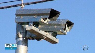 Radares de trânsito passam por testes em Presidente Prudente - Equipamentos devem começar a operar no mês de abril.