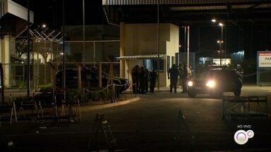 Situação é tranquila em CPP de Porto Feliz após rebelião - É tranquila a situação no 'Centro de Progressão Penitenciária' de Porto Feliz, uma das quatro unidades do estado onde foram registradas rebeliões na noite de segunda-feira (16). Centenas de presos fugiram depois de colocar fogo no presídio.