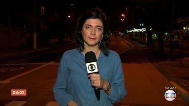Confirmada a primeira morte por Covid-19 no Brasil - A vítima era um morador de São Paulo com histórico de problemas de saúde. O Governo Federal pediu ao Congresso que reconheça que o país está em estado de calamidade pública.