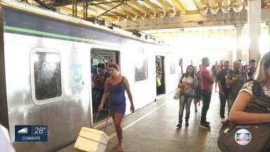 Metrô do Recife altera horário de operação por causa do novo coronavírus - Medidas já estão em vigor desde este sábado (21)