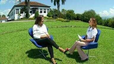 Coordenadora do Sebrae dá dicas de como empreender durante pandemia de coronavírus - Paola Tenchini fala sobre medidas que podem ser tomadas pelos empresários.