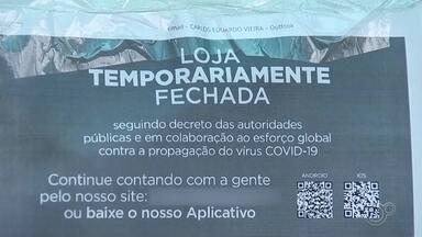 Prefeitura de Marília decreta estado de calamidade pública - Continuará funcionando normalmente os serviço de saúde, limpeza pública e coleta de lixo. Confira na íntegra o que permanecerá aberto e fechado.